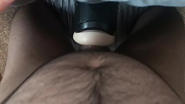 Apollo Muslim Teen Virgin Boy Fucks a Anal Fleshlight and Prematurely Cums