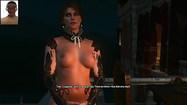 Witcher 3 Nude Gameplay
