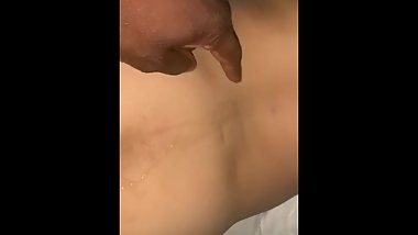 Chinese hairy pussy creampie