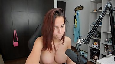 Twitch Streamer on Chaturbate