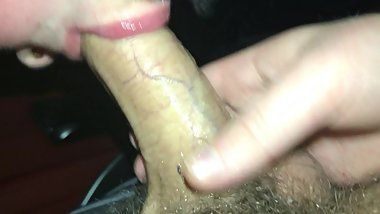 Neighbor puts my cock Down Her throat..Nasty Slut