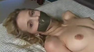 Madison bondaged