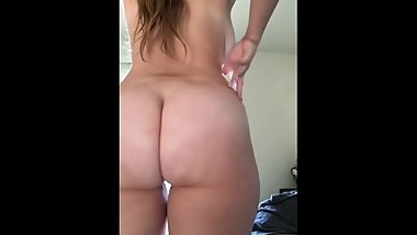 I stole my sister's nude video.She is so damn hot