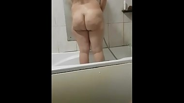 Getting fucked in the shower