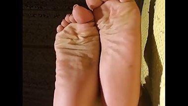 Soft ebony soles