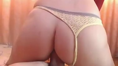 sexy girl fucked in the ass with a guy and screaming with pleasure