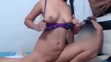 skinny diva takes cock in anal with a man and tears anal