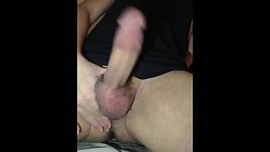 DL Latino Teen Thug Plays With Big Dick