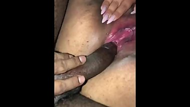 WETTEST, FATTEST, TIGHTEST, BBW LATINA CREAMPIE PUSSY FUCKED BY BBC