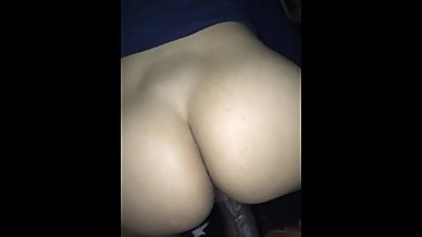 College chick rides Reverse
