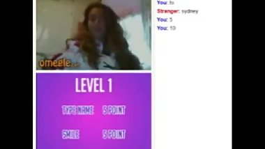 Omegle game hot teen jucy cam