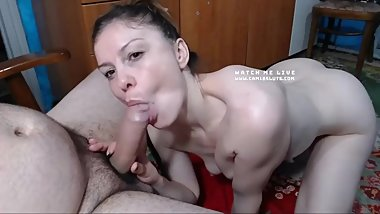 Dutch Amateur Teen Slut Perfect Blowjob