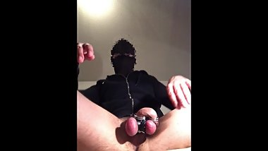 very short Video' 7 ** Extreme COCK and BALL TORMENT **