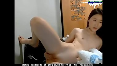 Asian Masturbation Cam